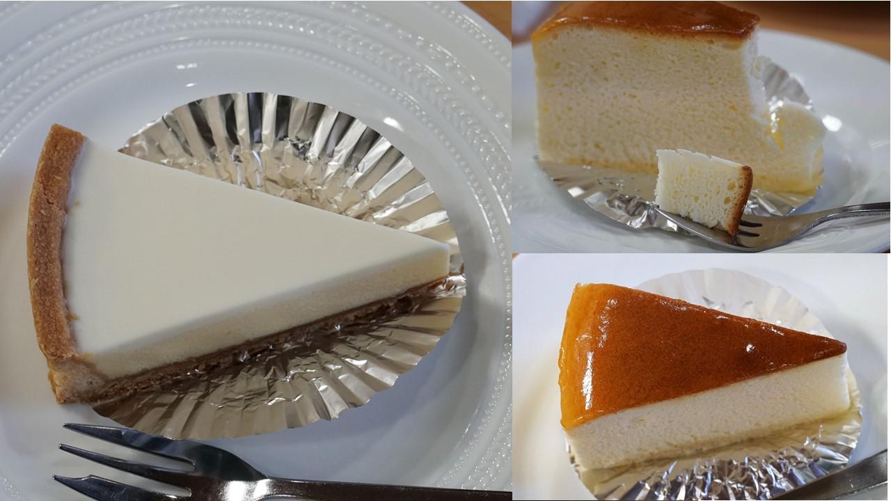 高円寺 トリアノン チーズケーキ