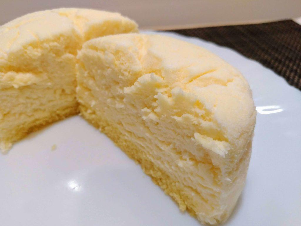 セブンイレブン しろふわチーズスフレ 画像 (11)