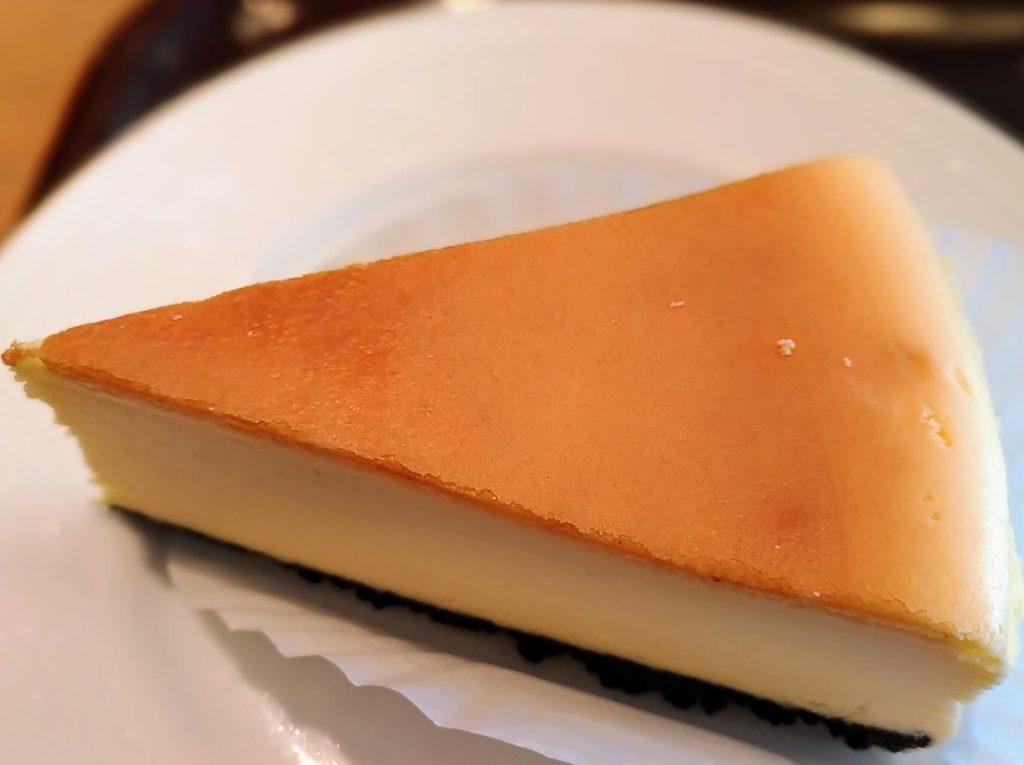 エクセルシオールカフェ ニューヨークチーズケーキ 写真 (7)