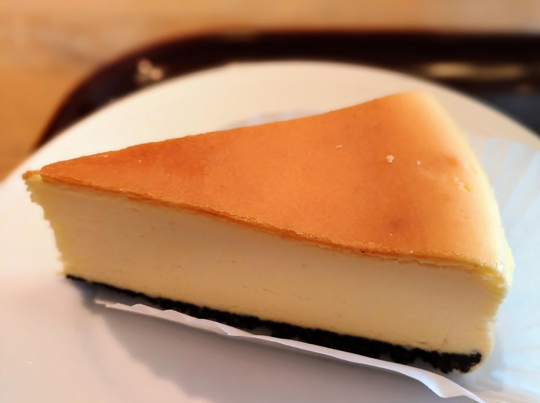 エクセルシオールカフェ ニューヨークチーズケーキ 写真 (4)