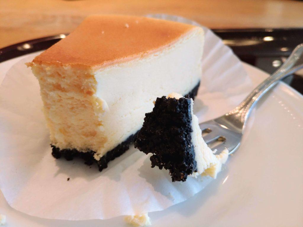 エクセルシオールカフェ ニューヨークチーズケーキ 写真 (1)