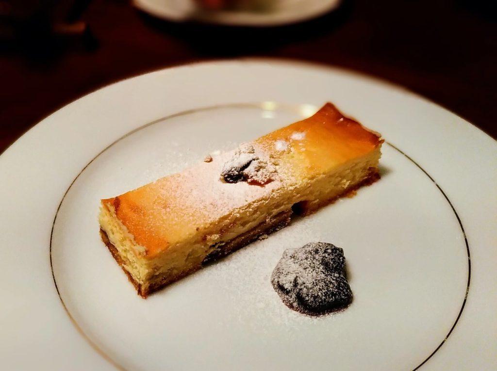 フェルメント 自家製チーズケーキ