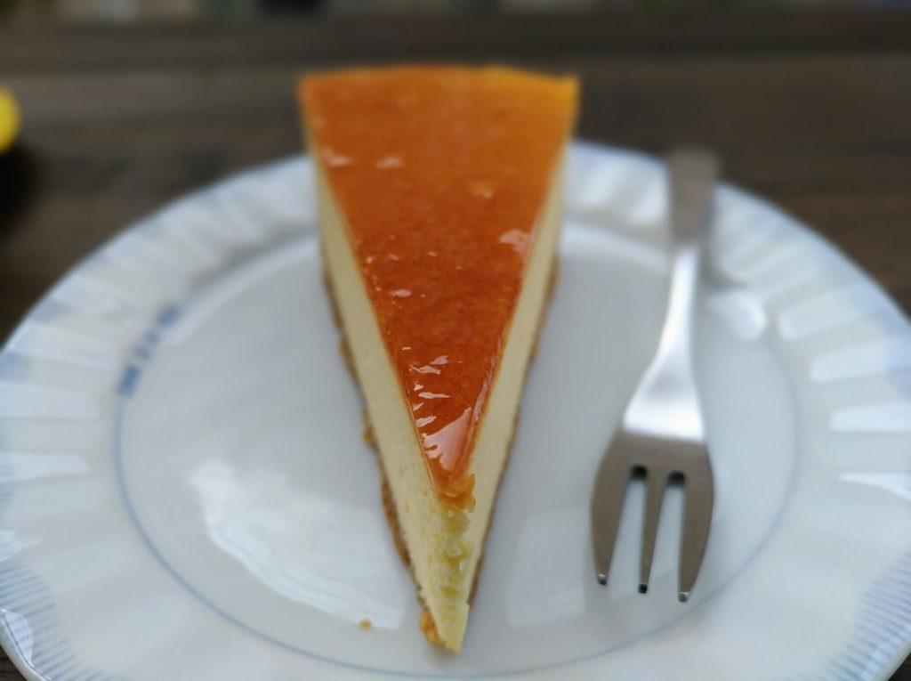 自由が丘プラス ベイクドチーズケーキ (8)