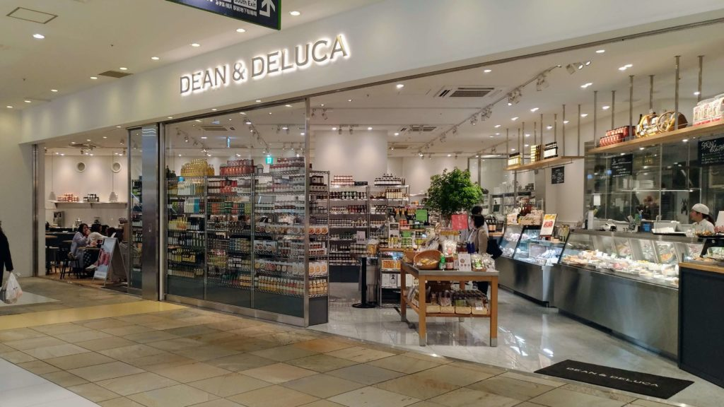 DEAN&DELUCA(ディーン・アンド・デルーカ) 店舗外観画像