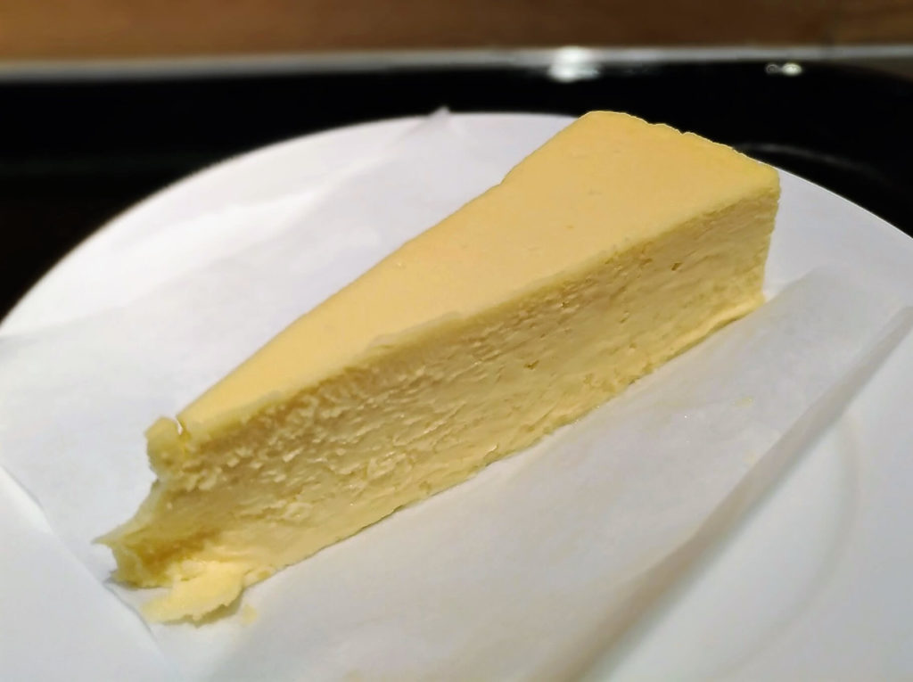 【dean&deluca】 ニューヨークチーズケーキ (8)