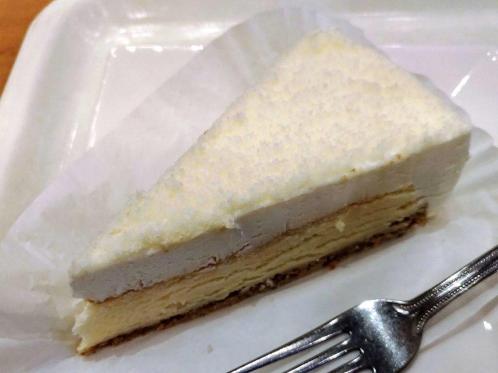 【新橋珈琲店】北海道2層のチーズケーキ (10)
