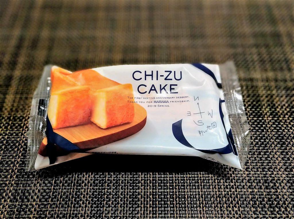 【ファミリーマート】CHI-ZU CAKE(チーズケーキ) 写真 (3)