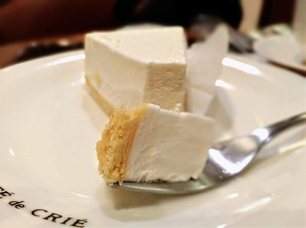 カフェ・ド・クリエ 北海道クリームチーズケーキ 画像 (11)