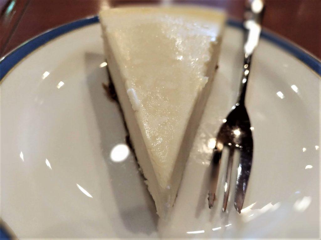 珈琲館チーズケーキ (5) 画像