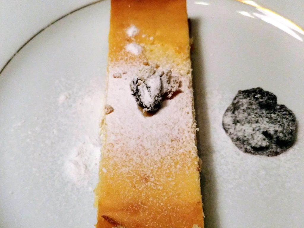 神田【フェルメット】自家製チーズケーキ (3) 画像
