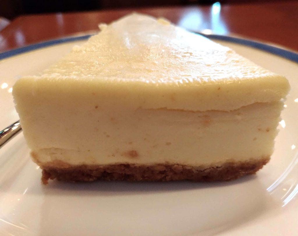 【珈琲館】珈琲館チーズケーキ