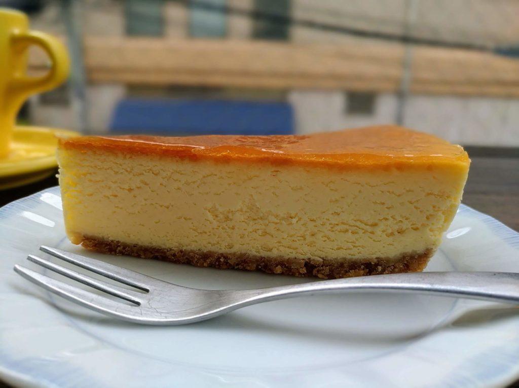 自由が丘プラス ベイクドチーズケーキ (7)
