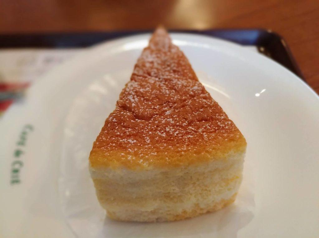 カフェ・ド・クリエ(CAFÉ de CRIÉ) フランス産チーズのスフレ (5)