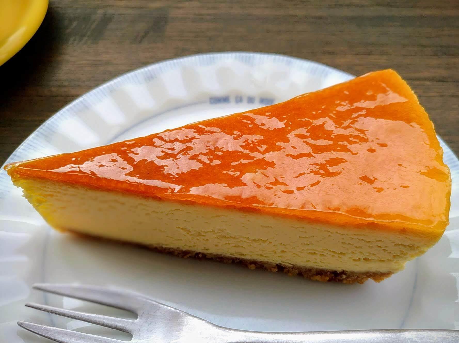 自由が丘プラス ベイクドチーズケーキ (4)