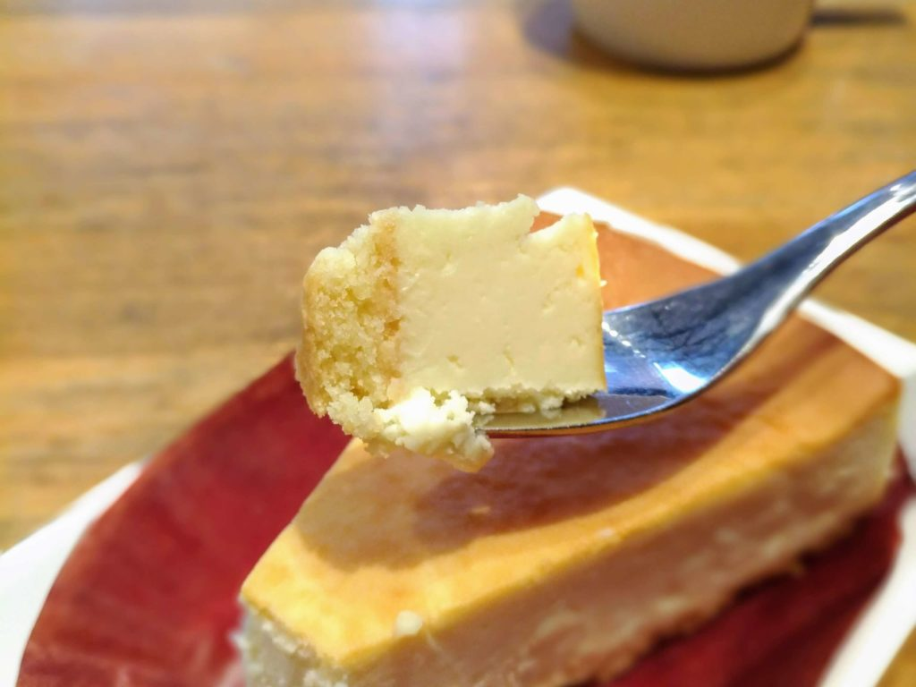 【PRONTO プロント】ニューヨークチーズケーキ (4)