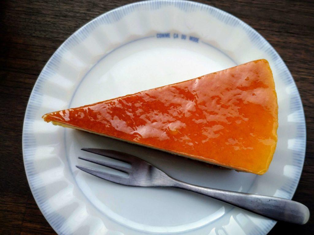 自由が丘プラス ベイクドチーズケーキ (9)