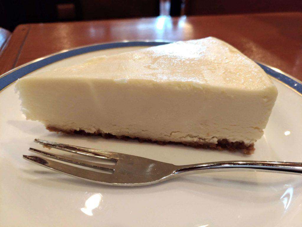 珈琲館 チーズケーキ 画像