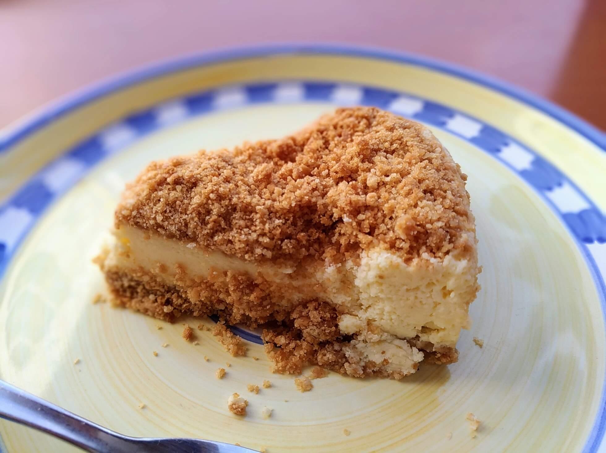マイアミガーデン ベイクドチーズケーキ (7)