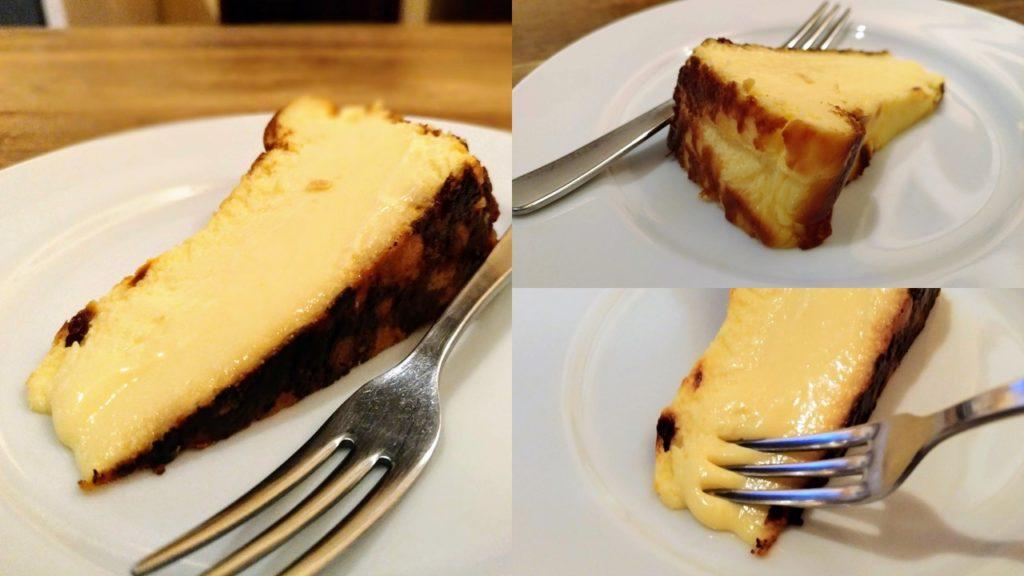 セバスチャン バスクチーズケーキ