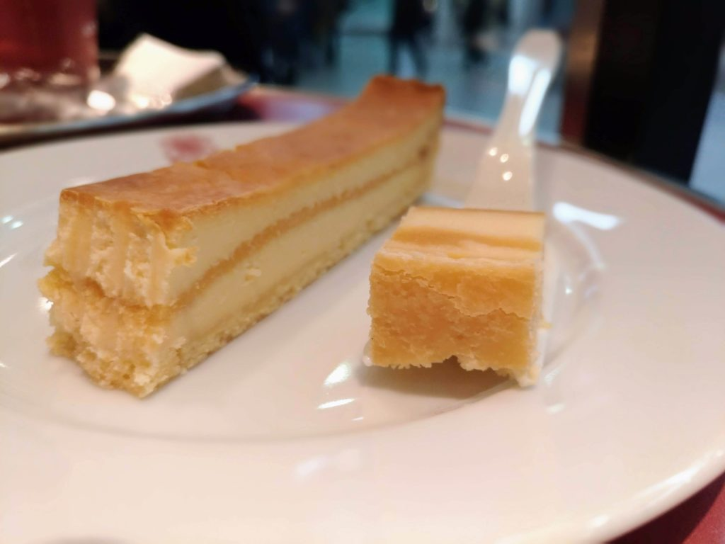 Antico caffe al avas バッラ チーズケーキ (6)