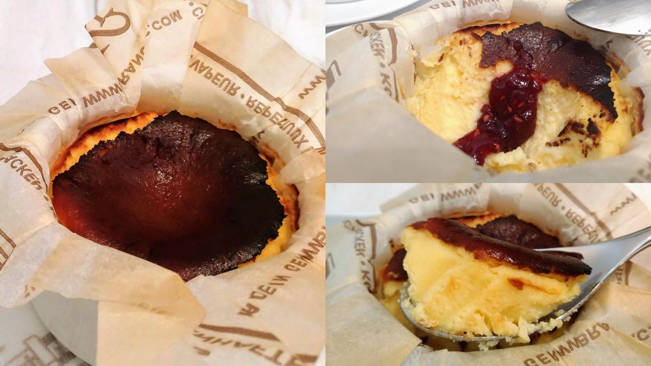 KASHIYAMA DAIKANYAMA(カシヤマ ダイカンヤマ)|代官山 バスクチーズケーキ (1)