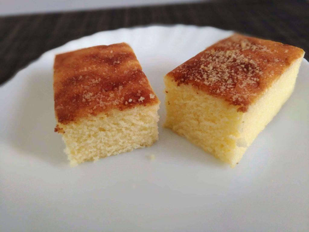 無印良品 不揃いチーズケーキ (7)