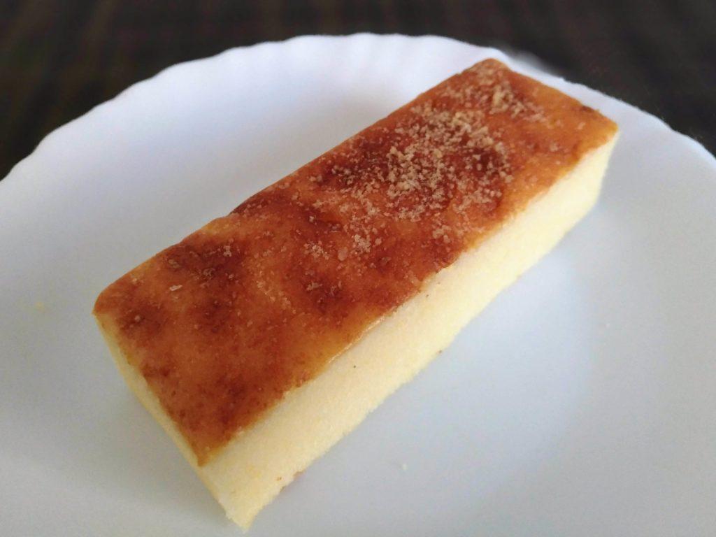 無印良品 不揃いチーズケーキ (4)
