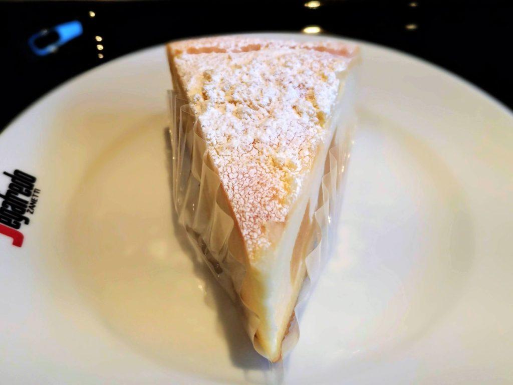 セガフレード・ザネッティ・エスプレッソ (6)リコッタチーズケーキ