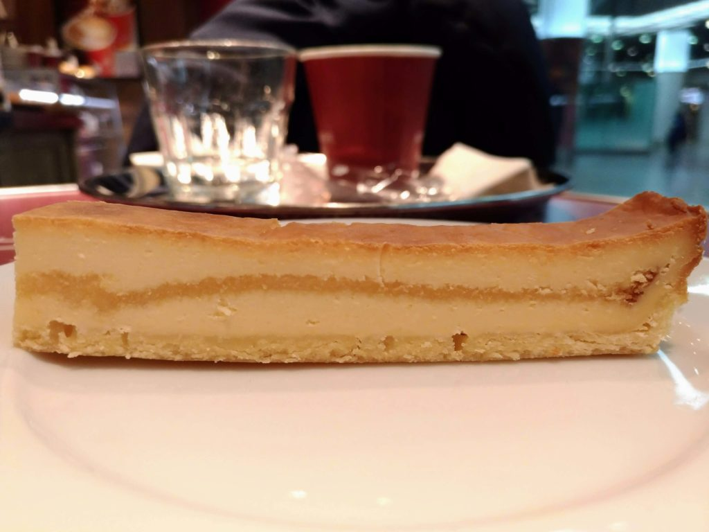 Antico caffe al avas バッラ チーズケーキ (3)