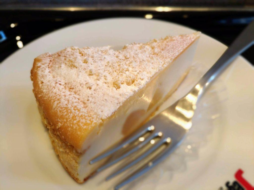 セガフレード・ザネッティ・エスプレッソ (5)リコッタチーズケーキ