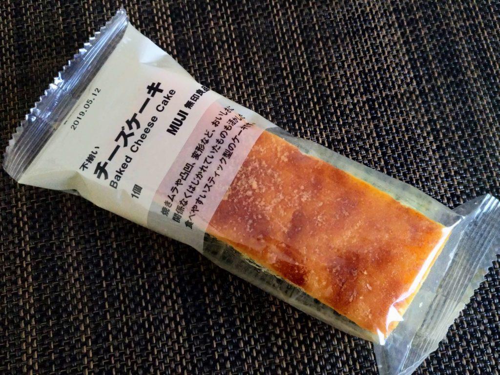 無印良品 不揃いチーズケーキ (3)