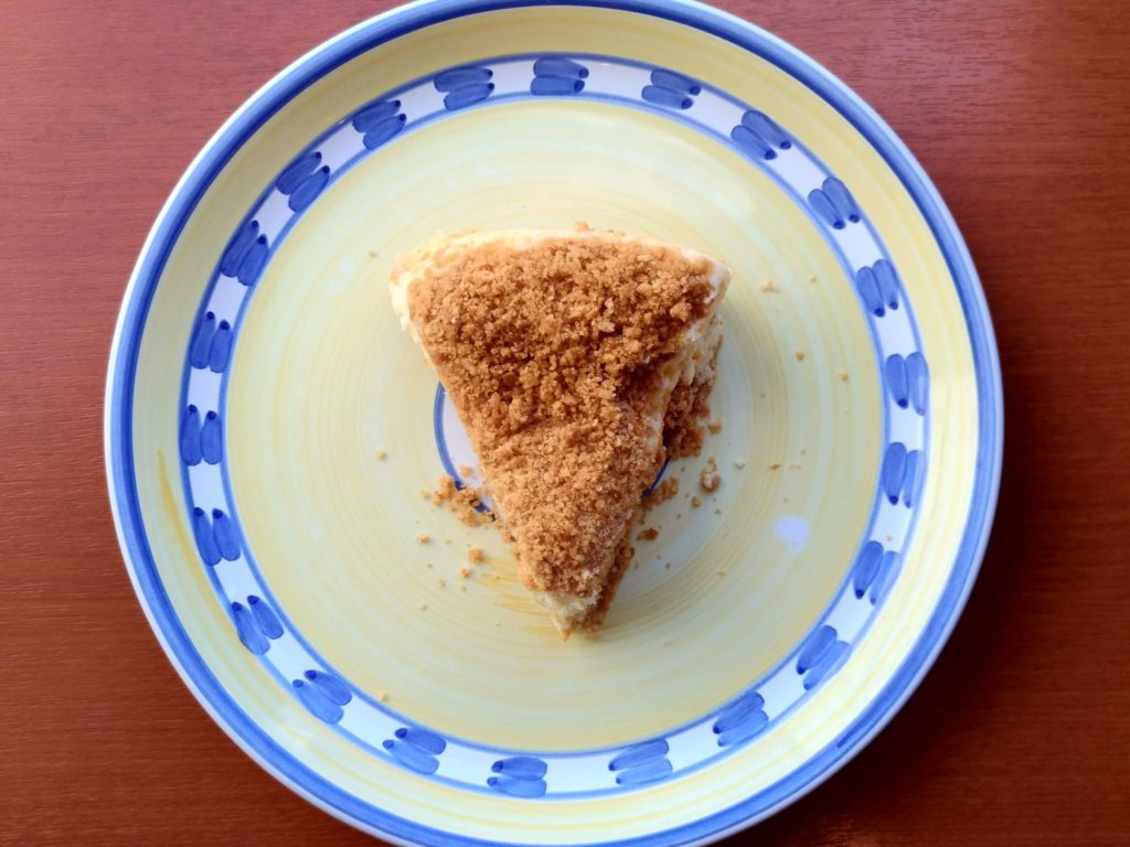 マイアミガーデン チーズケーキ (3)