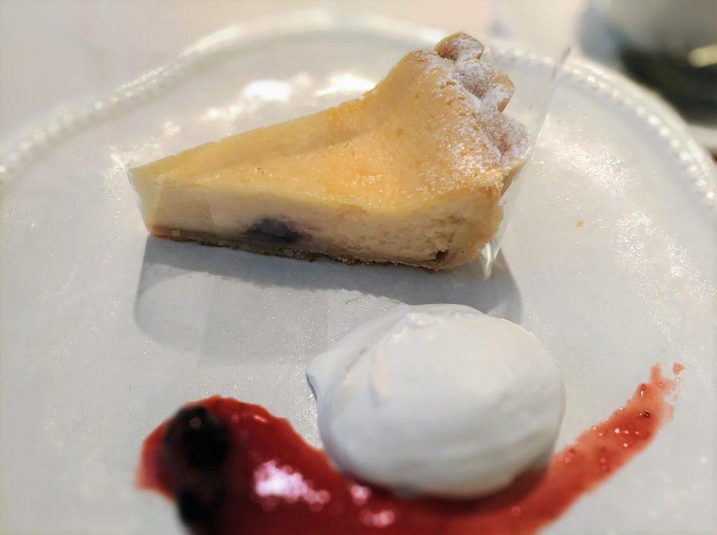 【la maison(ラ・メゾン)】 北海道産クリームチーズのタルト