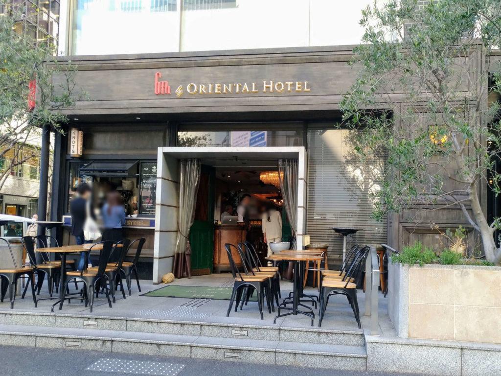 6th by ORIENTAL HOTEL 店舗外観画像 (1)