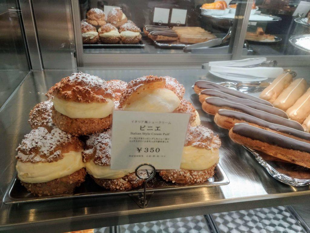 Antico caffe al avas  シュークリームチーズケーキ (8)