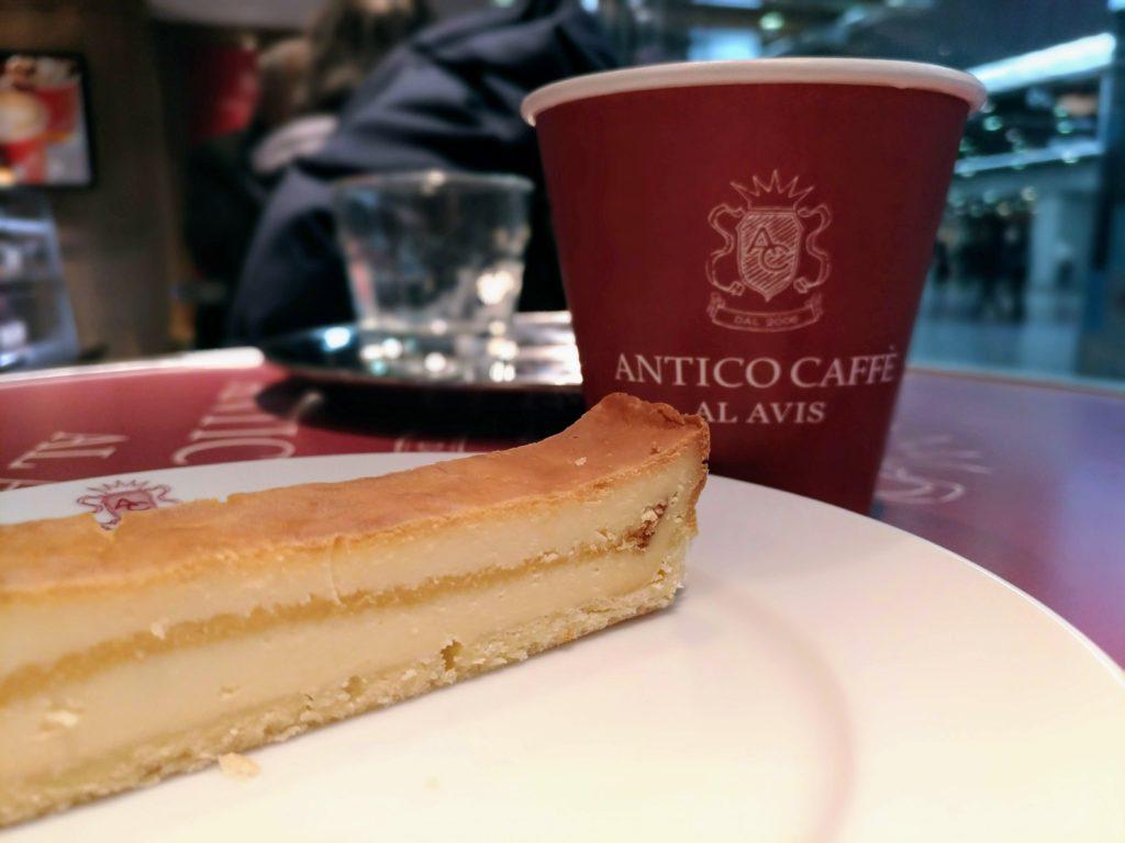 Antico caffe al avas バッラ チーズケーキ (8)