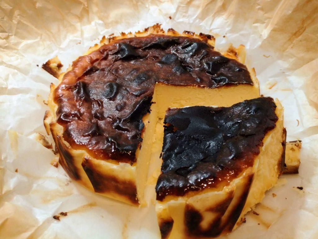みれい バスクチーズケーキ