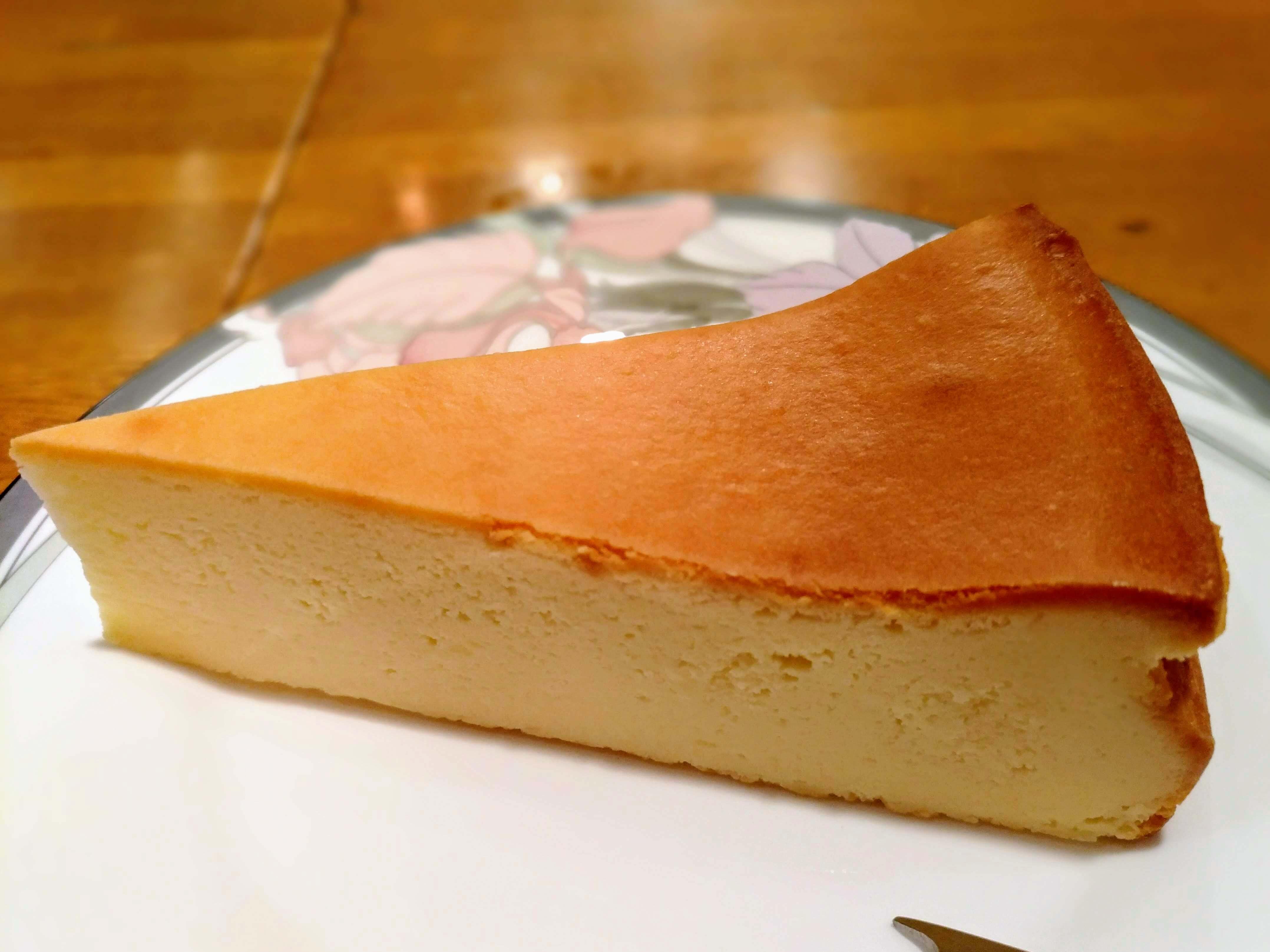 カスタネット 自由が丘 (9)ベイクドチーズケーキ