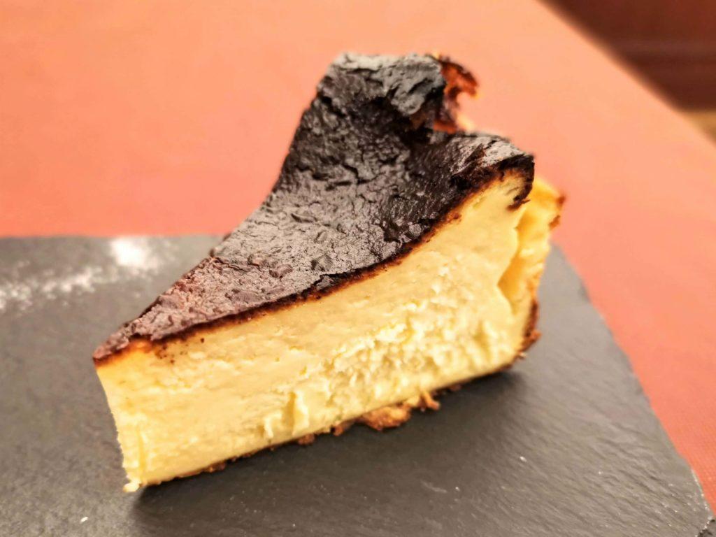 広尾 笄軒 (5)バスクチーズケーキ
