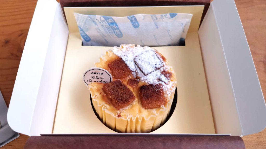 白金高輪 GAZTA(ガスタ) ホワイトチョコバスクチーズケーキ (13)