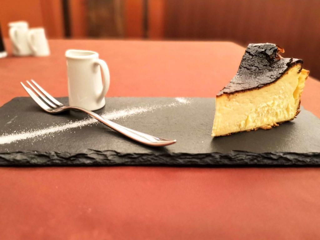 広尾 笄軒 (7)バスクチーズケーキ