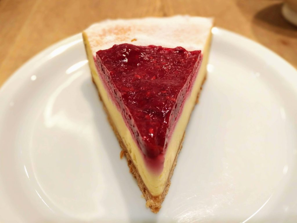 【ル・パン・コティディアン】 ニューヨークチーズケーキ