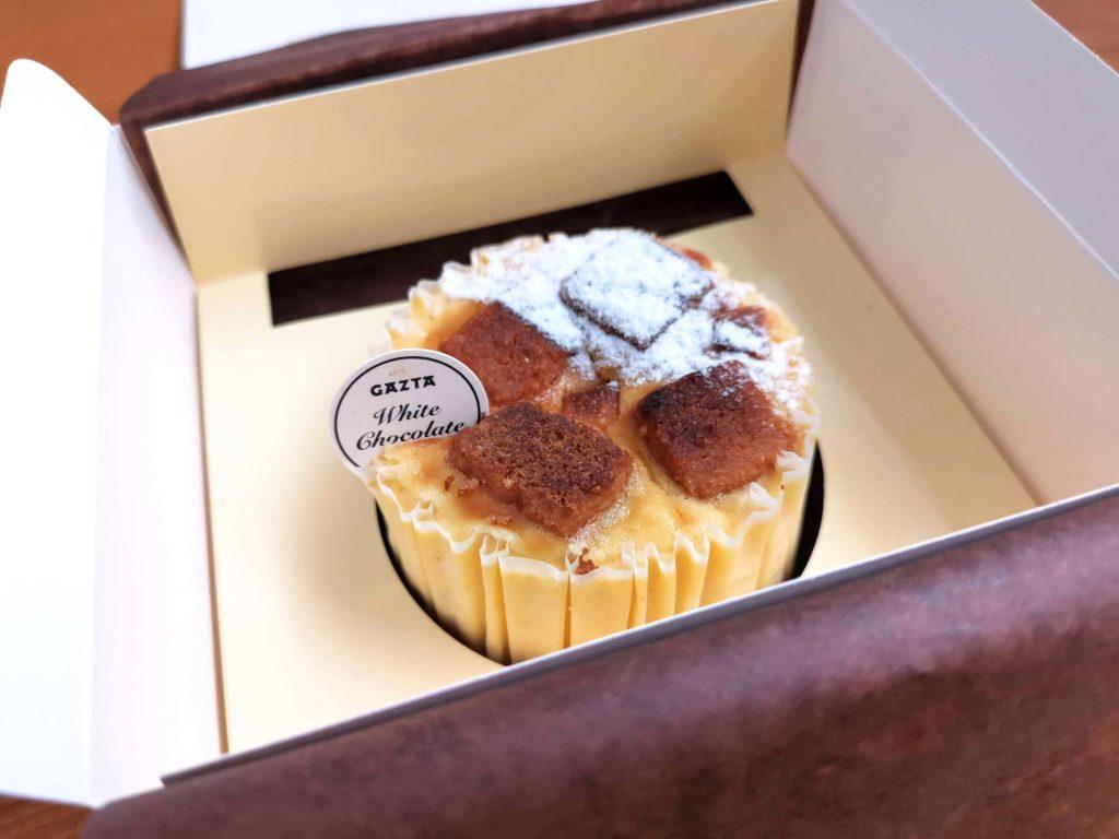 白金高輪 GAZTA(ガスタ) ホワイトチョコバスクチーズケーキ (14)