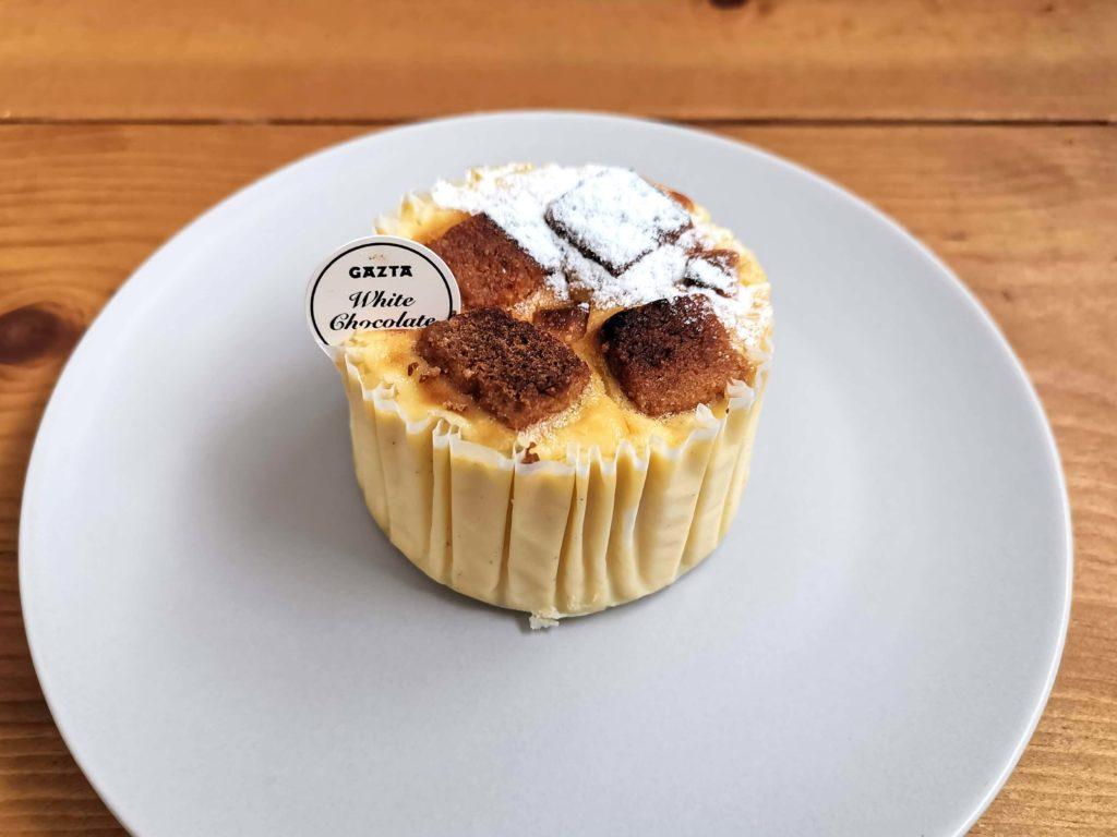 白金高輪 GAZTA(ガスタ) ホワイトチョコバスクチーズケーキ (17)