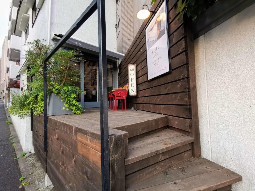 恵比寿 BELTZ(ベルツ)店舗外観画像