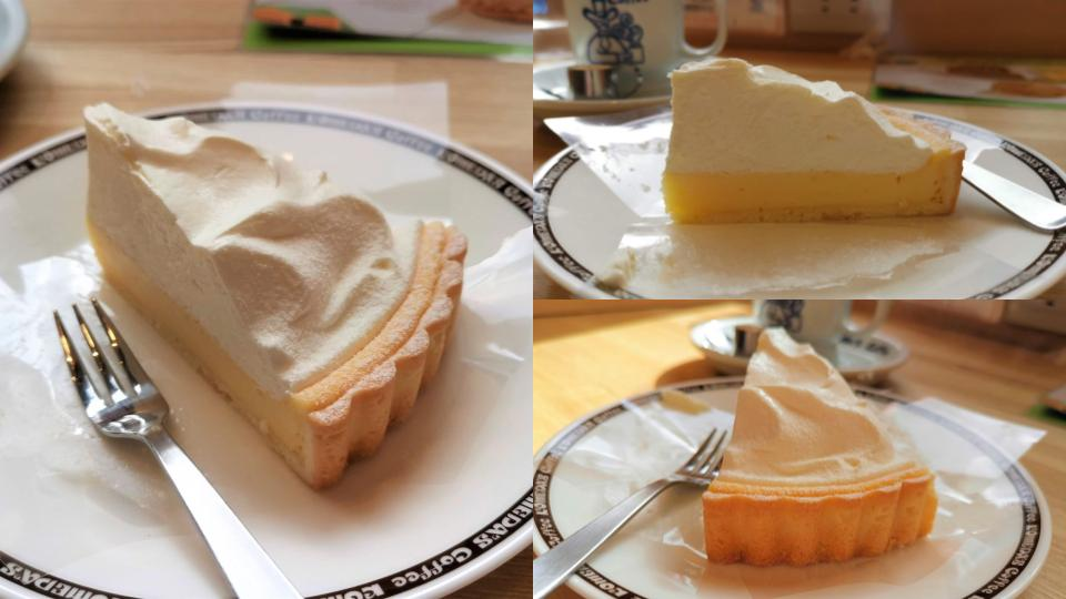 コメダ珈琲店 サマーチーズ
