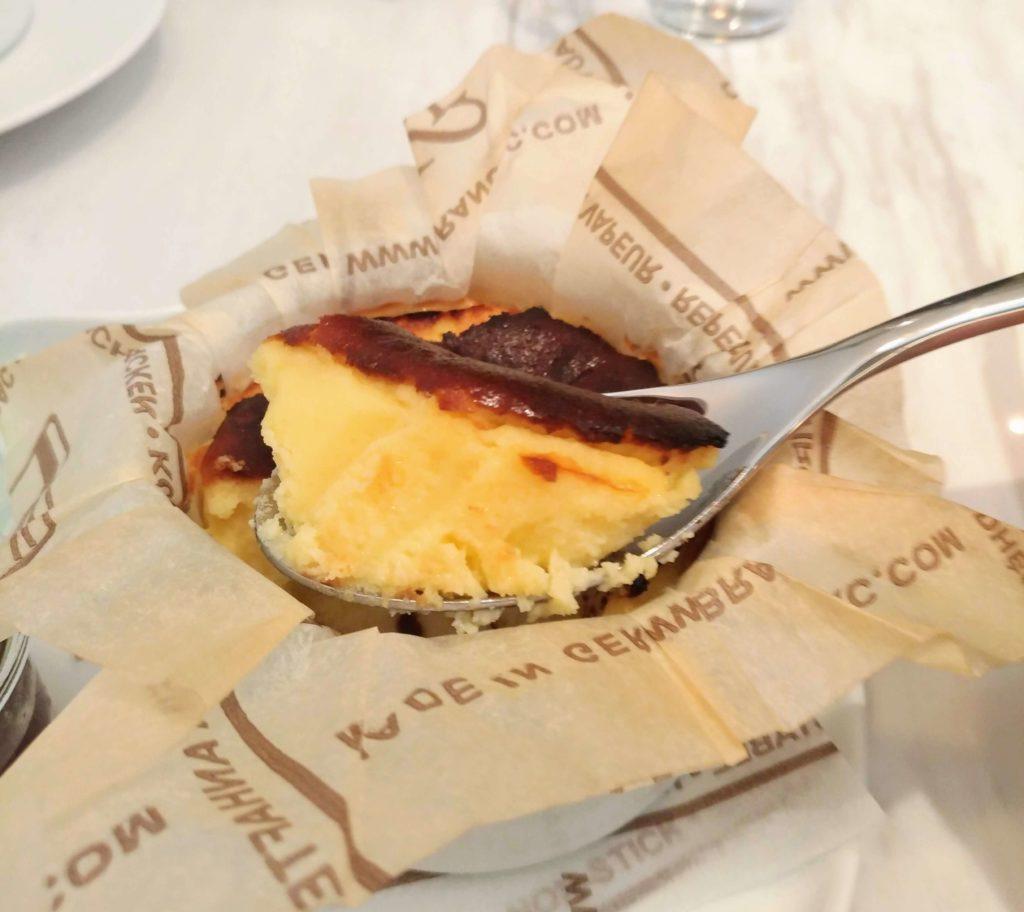 KASHIYAMA DAIKANYAMA(カシヤマ ダイカンヤマ) (21)バスクチーズケーキ