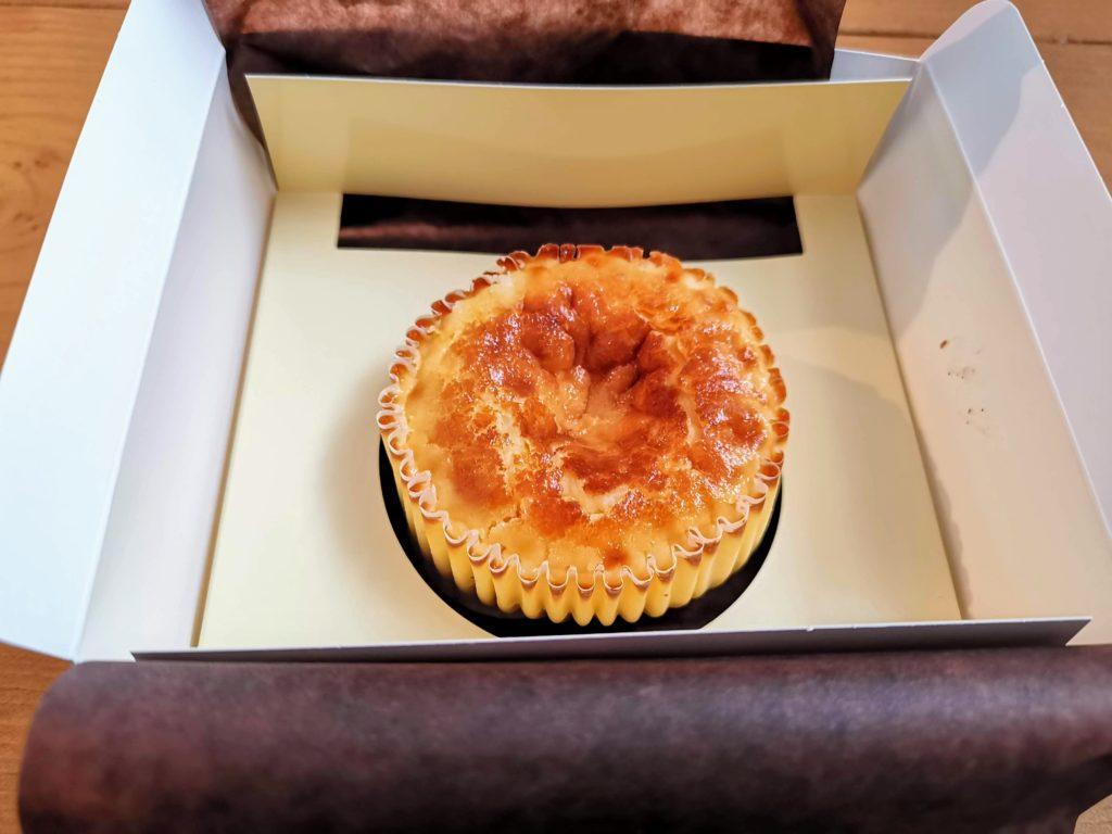 白金高輪 GAZTAのバスクチーズケーキ (2)