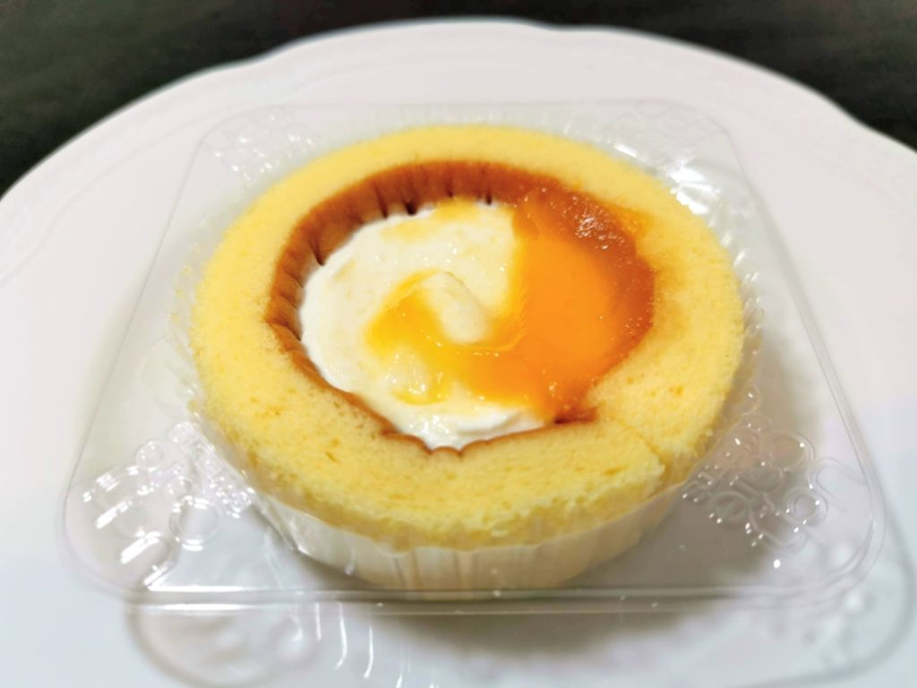 Uchi Café×PABLO チーズシュー(アプリコットソース使用) (5)hensyuu