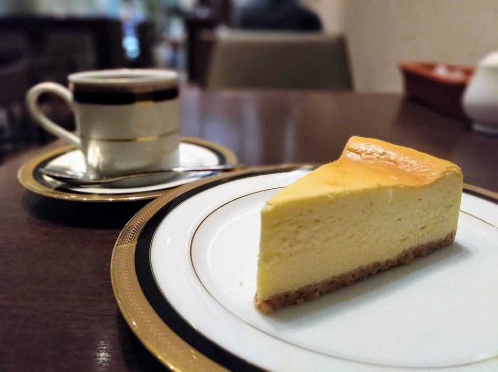 M&C CAFE チーズケーキ (1)